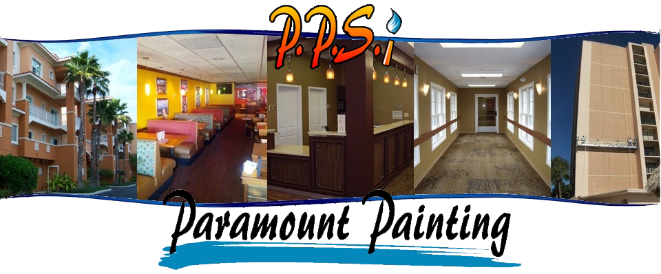 Paramount Painting & Services Inc.
